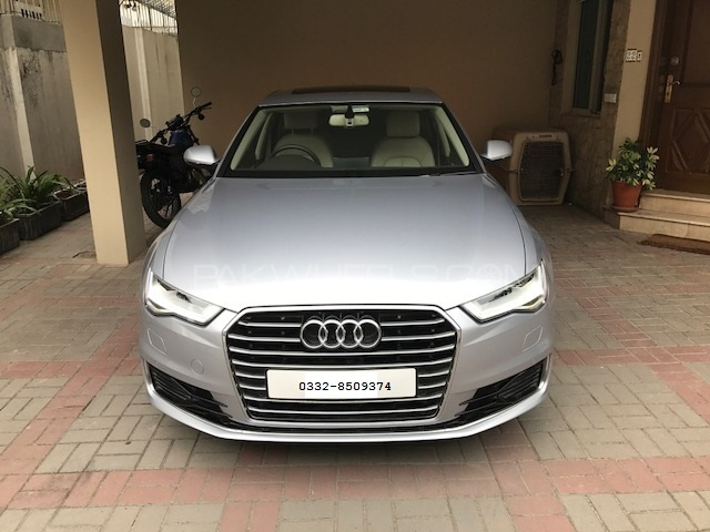 audi a6 2015 for sale in islamabad pakwheels. Black Bedroom Furniture Sets. Home Design Ideas
