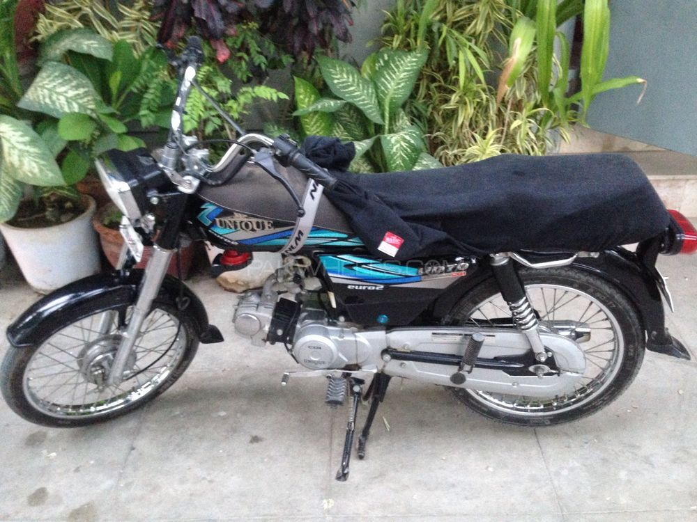Used Unique UD 70 2016 Bike for sale in Karachi - 187000 ...