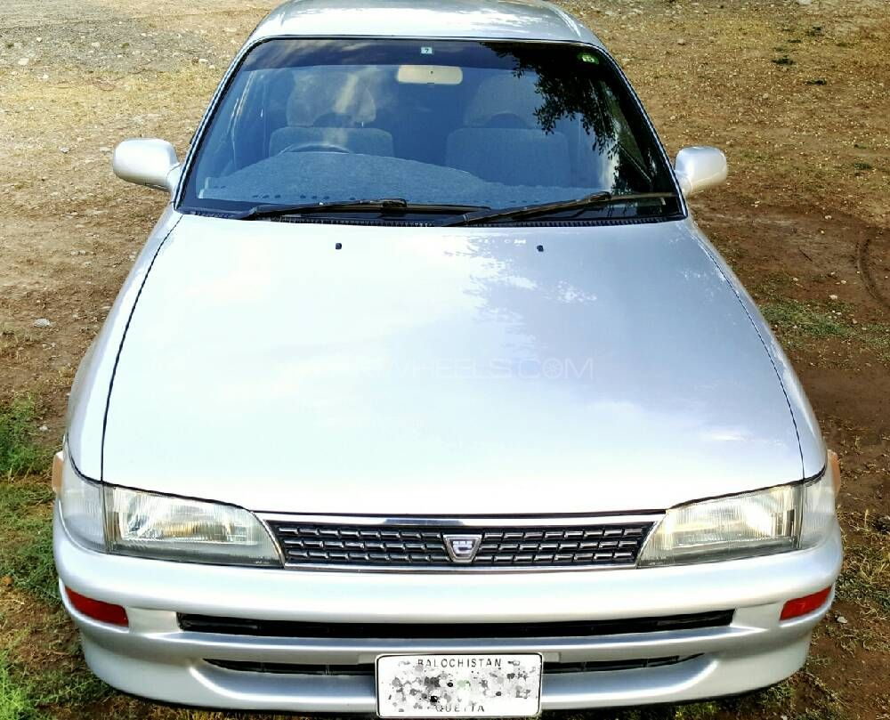 toyota corolla se limited 1994 for sale in quetta pakwheels. Black Bedroom Furniture Sets. Home Design Ideas