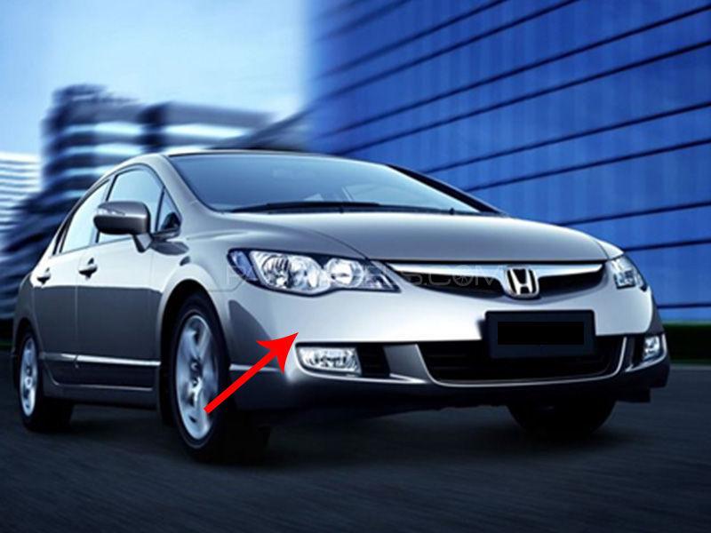 Honda Civic Reborn Front Bumper NHI Image-1