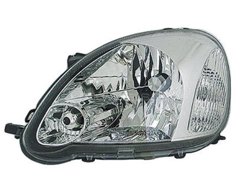 Vitz 2001-2005 Front Headlights LH or RH Taiwan 1pc in Lahore