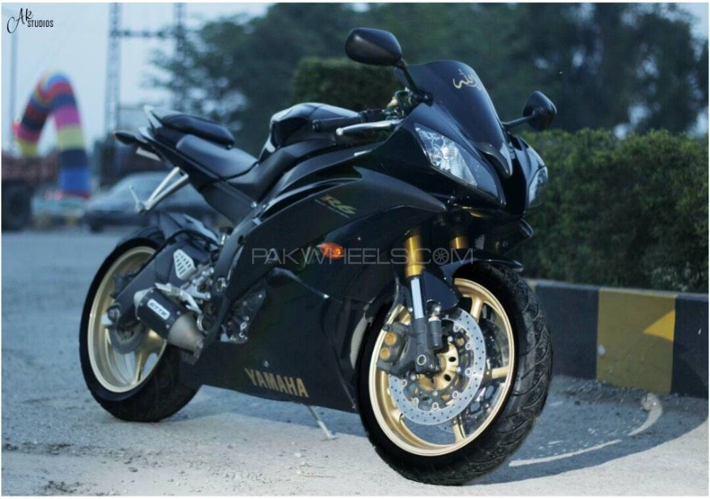 Used yamaha yzf r6 2010 bike for sale in jehlum 187503 for 2010 yamaha r6 for sale