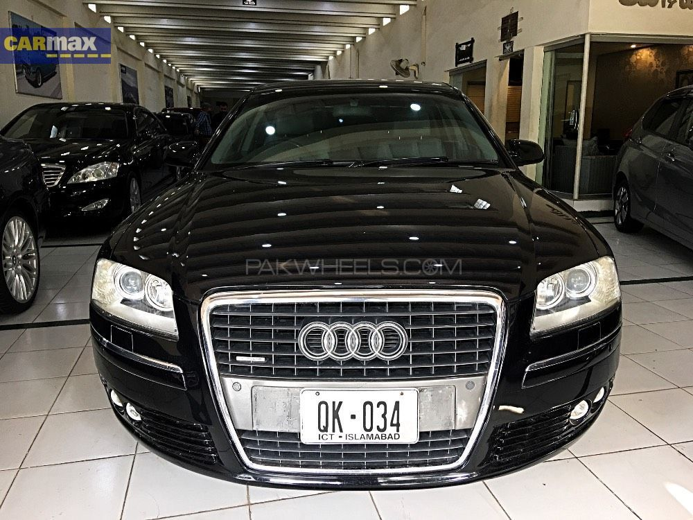audi a8 2006 for sale in lahore pakwheels. Black Bedroom Furniture Sets. Home Design Ideas