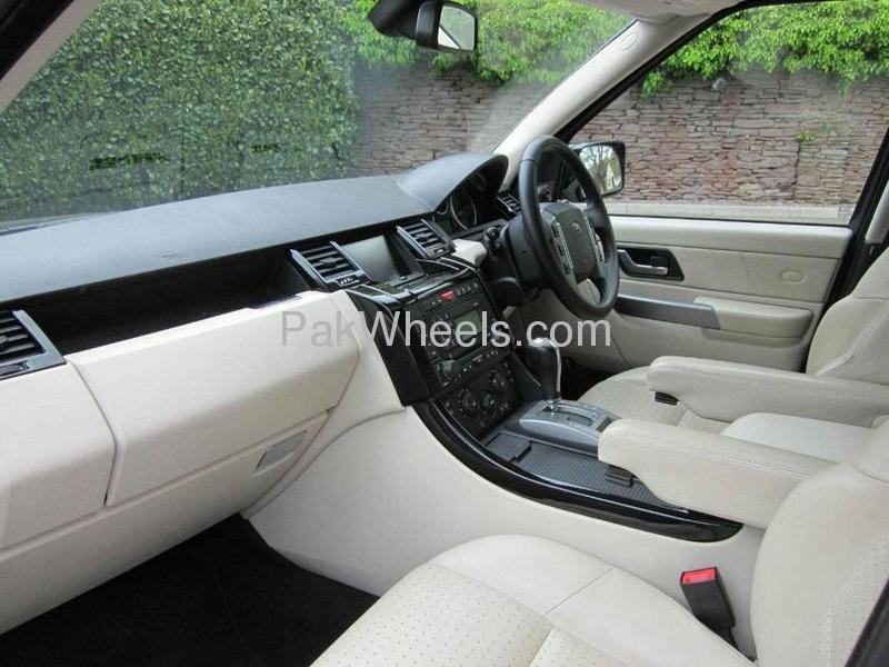 Range Rover Sport Supercharged 4.2 V8 2008 Image-1