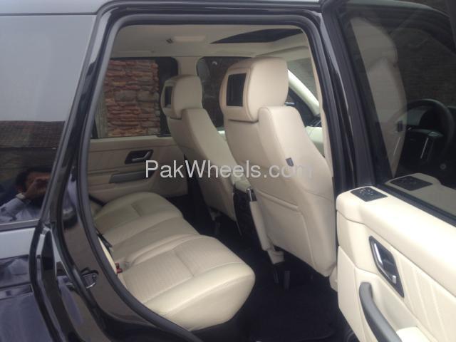Range Rover Sport Supercharged 4.2 V8 2008 Image-6