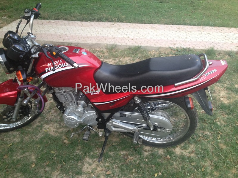 used ravi piaggio storm 125 2010 - id 99510. sherwani motors
