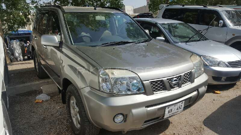 nissan x trail 2 0 gt 2006 for sale in islamabad pakwheels. Black Bedroom Furniture Sets. Home Design Ideas
