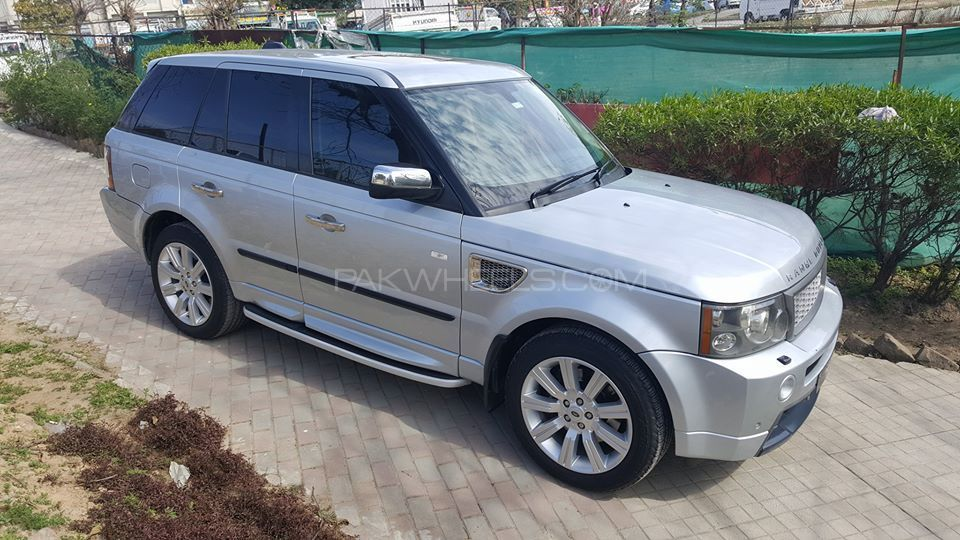 Range Rover Sport Supercharged 4.2 V8 2006 for sale in Islamabad ...
