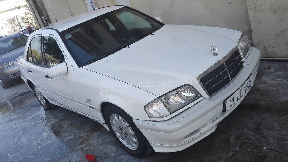 Mercedes Benz C Class 1999 Image-1