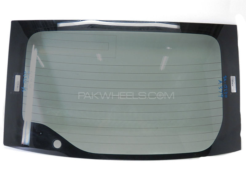 RearShield - Black uppper Toyota Prius 2003-2009 -1500cc in Lahore