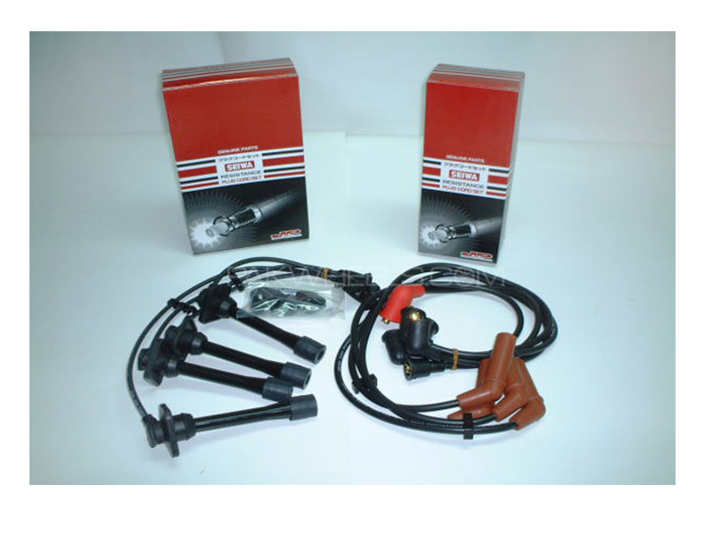 Suzuki Cultus Genuine Plug Wire Set 1999-2007 Image-1