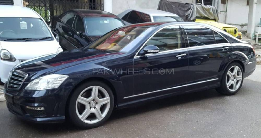 Mercedes benz s class s500 2006 for sale in islamabad for 2006 mercedes benz s class s500