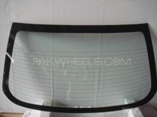Suzuki Baleno RearShield Glass Genuine Image-1