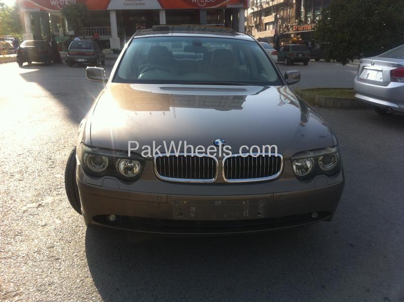 BMW 7 Series 2003 Image-5