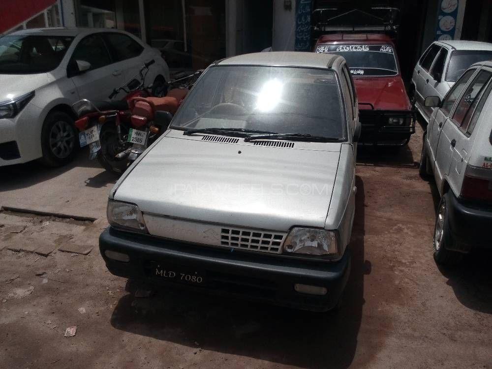 Suzuki Mehran VXR 2004 Image-1