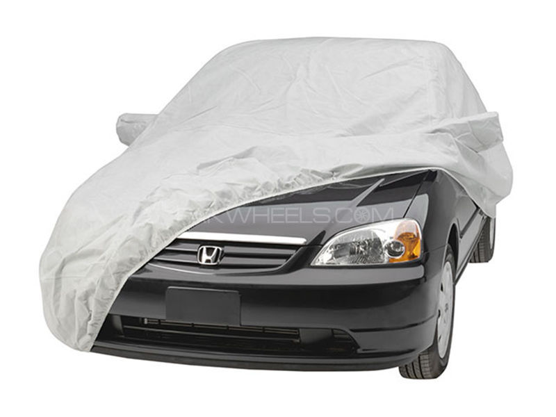 Double Coated Top Cover For Honda  in Lahore