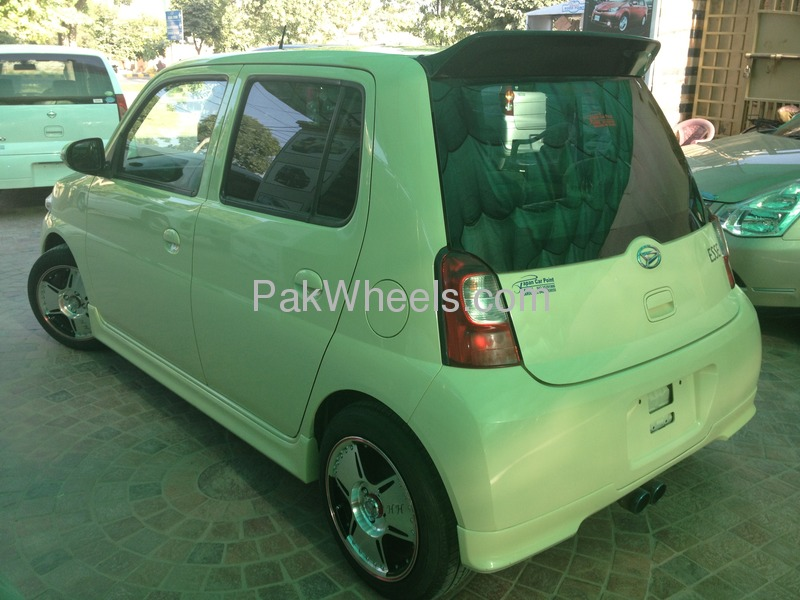 Daihatsu Esse Custom 2007 Image-5