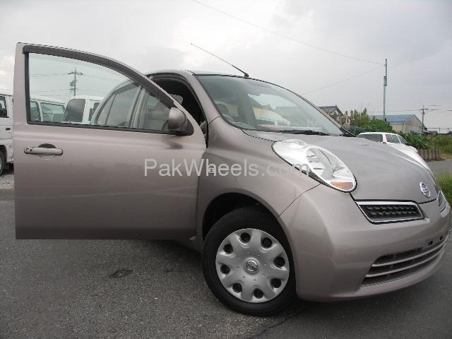 Nissan March Rafeet 2007 Image-3