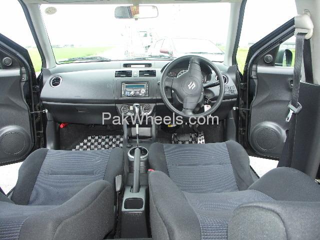 Suzuki Swift DLX Automatic 1.3 2008 Image-6