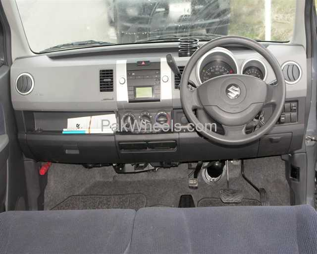 Suzuki Wagon R 2008 Image-6