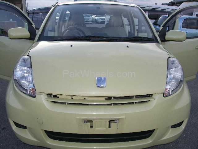 Toyota Passo X 2008 Image-3
