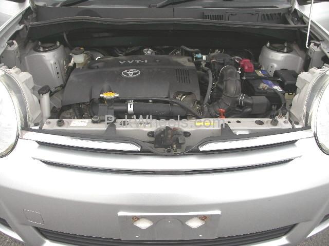Toyota Sienta 2007 Image-6