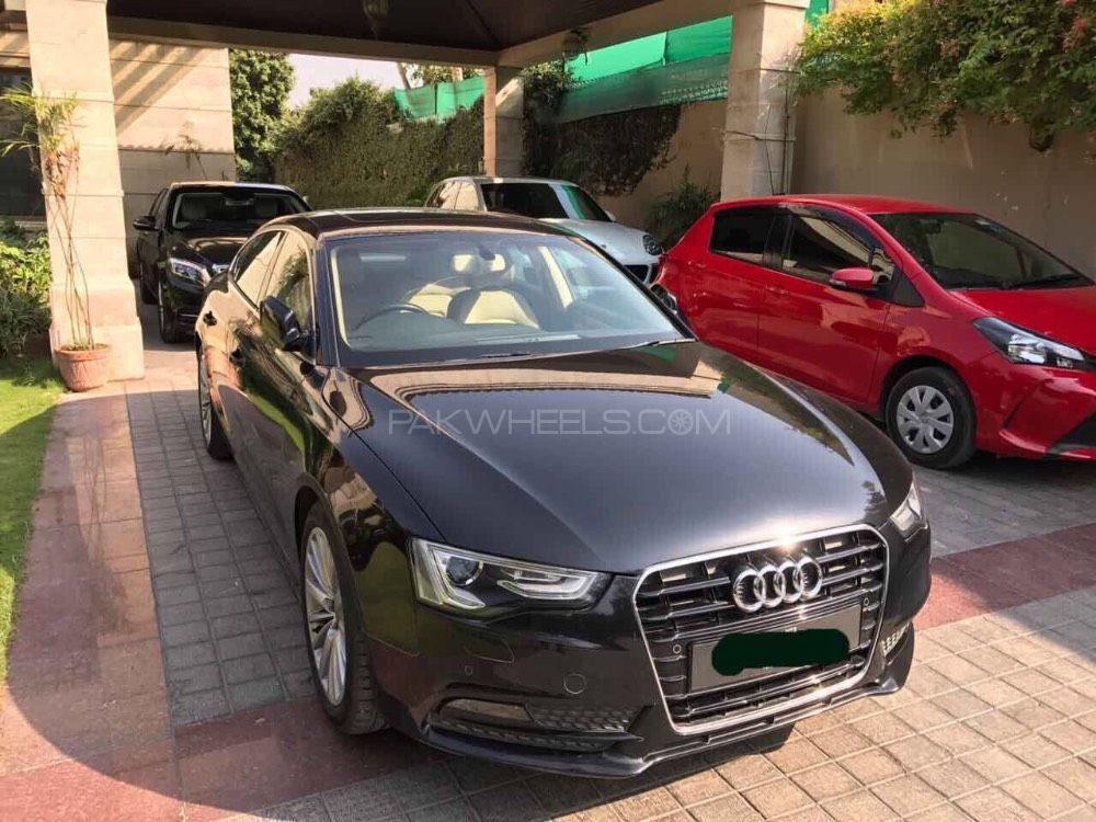 audi a5 1 8 tfsi 2014 for sale in islamabad pakwheels. Black Bedroom Furniture Sets. Home Design Ideas