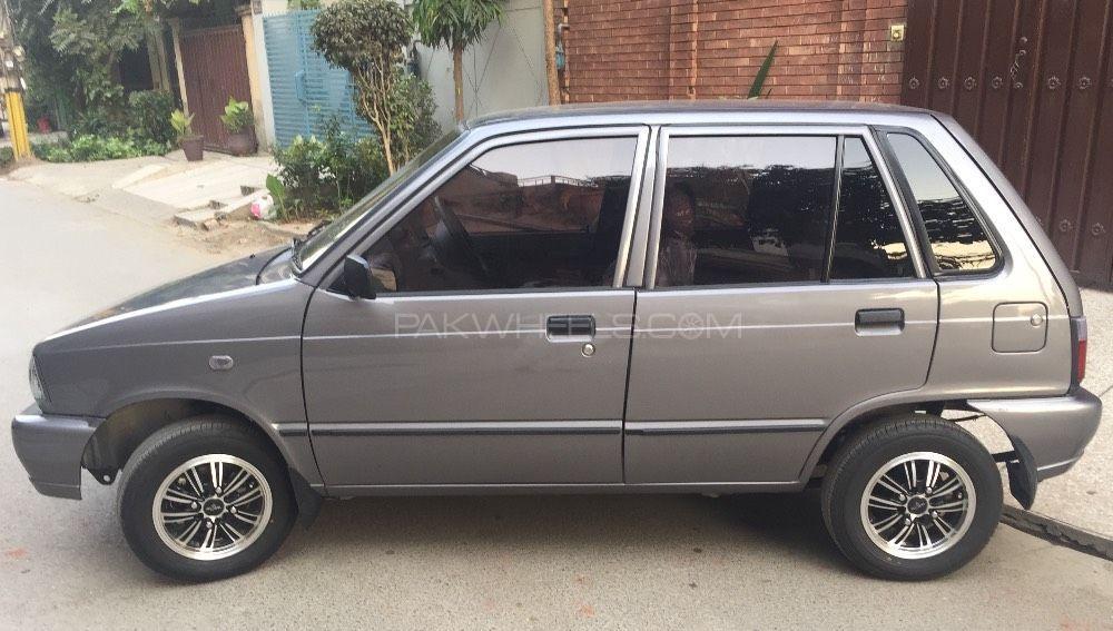 Suzuki Mehran Used For Sale In Lahore