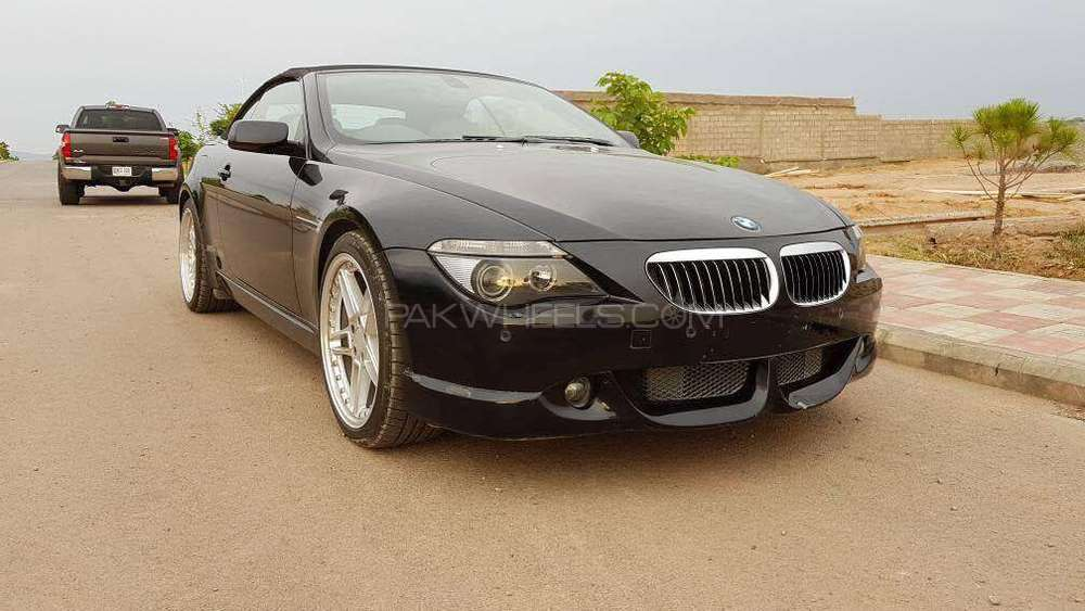 bmw 6 series 645ci 2004 for sale in islamabad pakwheels. Black Bedroom Furniture Sets. Home Design Ideas