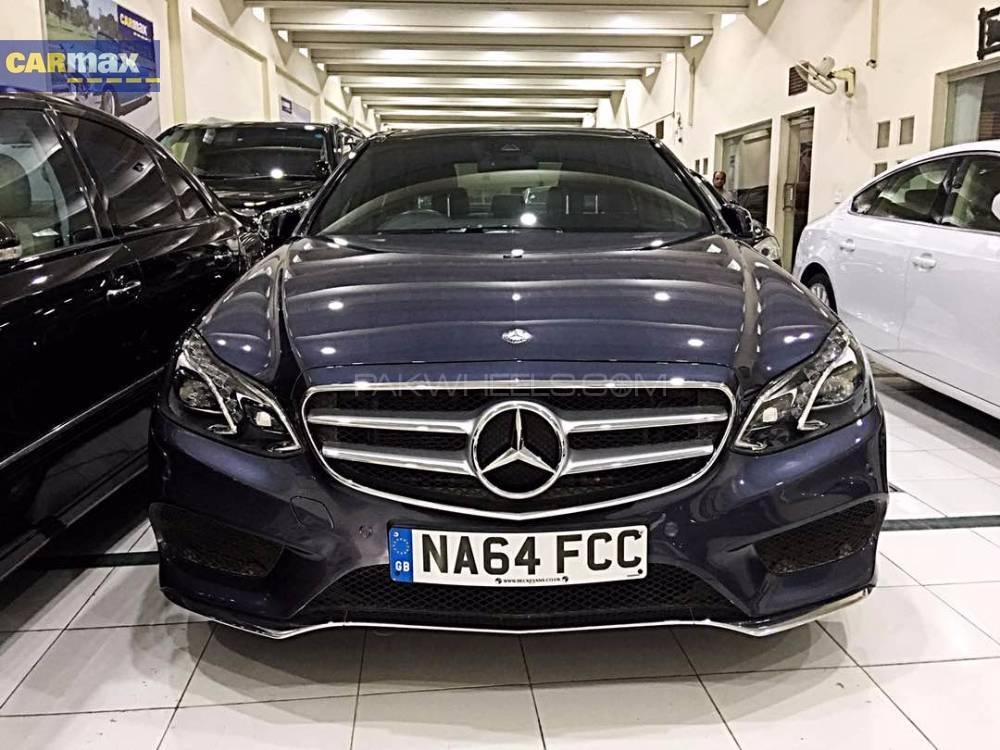 Mercedes E Class Sale In Karachi