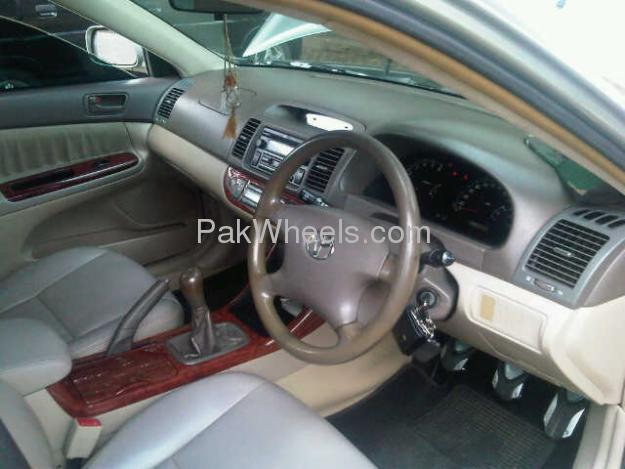 Toyota Camry Up-Spec Automatic 2.4 2003 Image-3