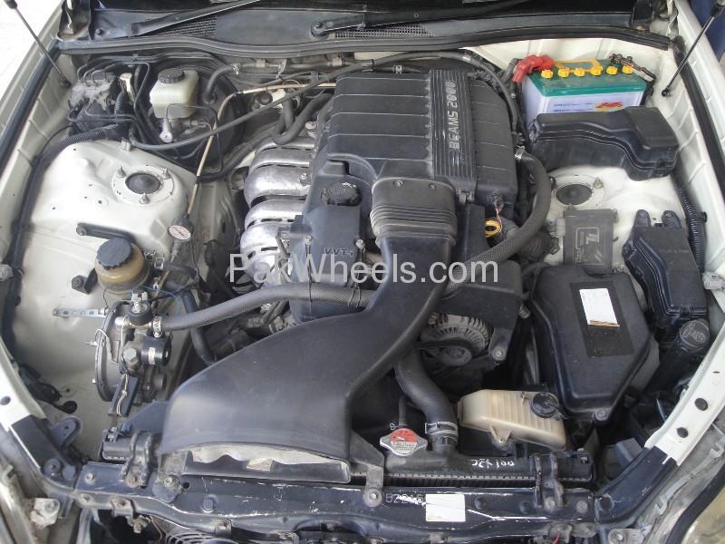 Toyota Mark II 2004 Image-5