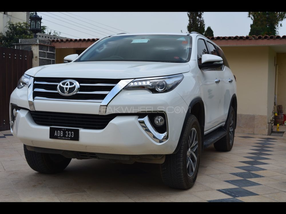 Toyota Fortuner 2017 Www Pixshark Com Images Galleries
