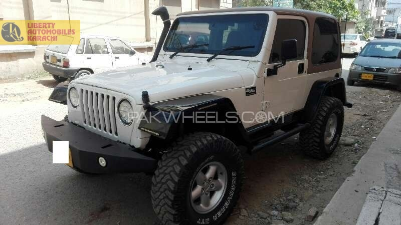 jeep wrangler 1998 for sale in karachi