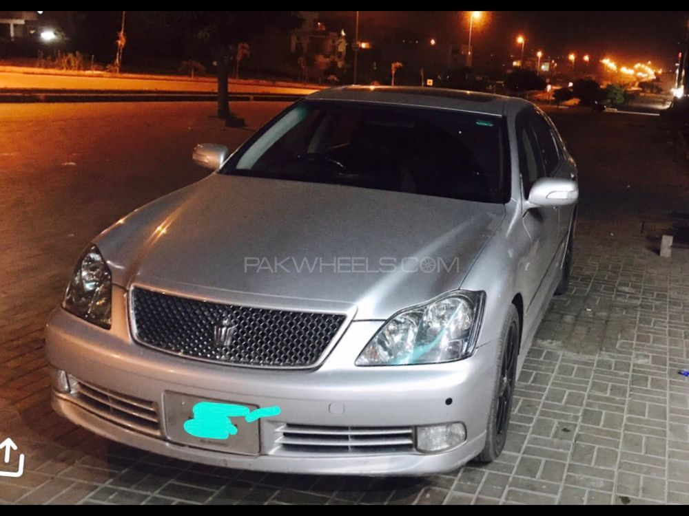 Toyota Crown Athlete G Package 2005 Image-1