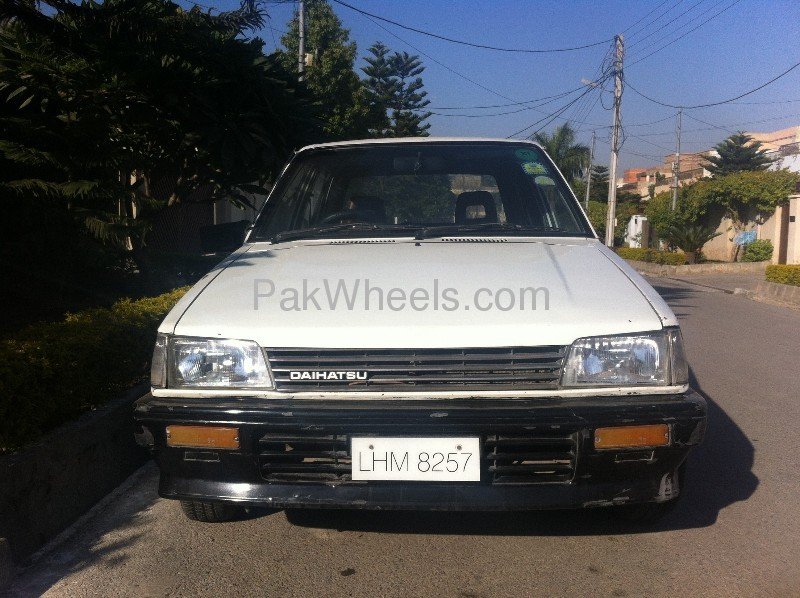 Daihatsu Charade 1985 Image-2