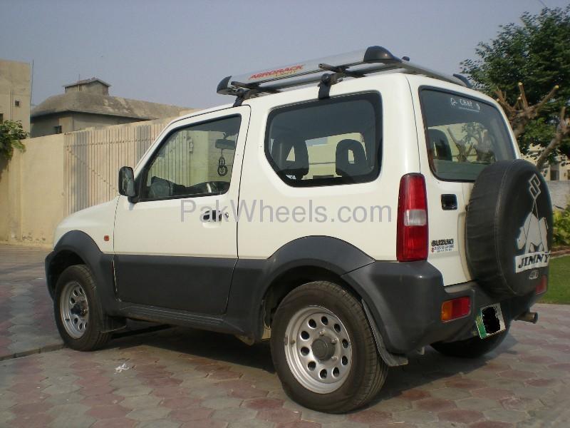 Suzuki Jimny JLDX 2008 Image-3