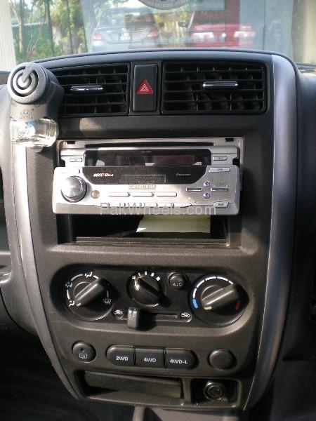 Suzuki Jimny JLDX 2008 Image-6