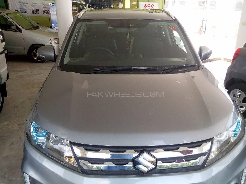 Suzuki Vitara Glx Price In Pakistan