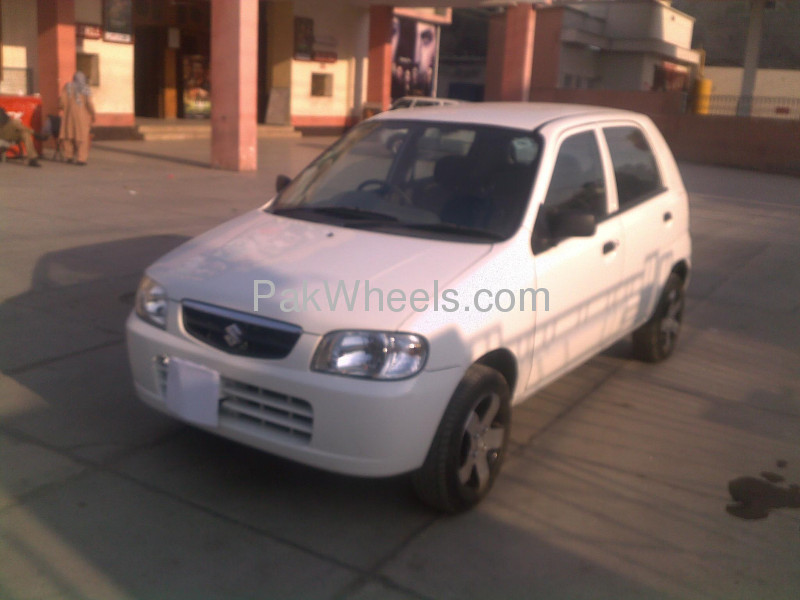 Suzuki Alto VXR (CNG) 2012 Image-2