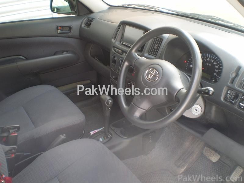 Toyota Probox F Extra Package 2007 Image-2