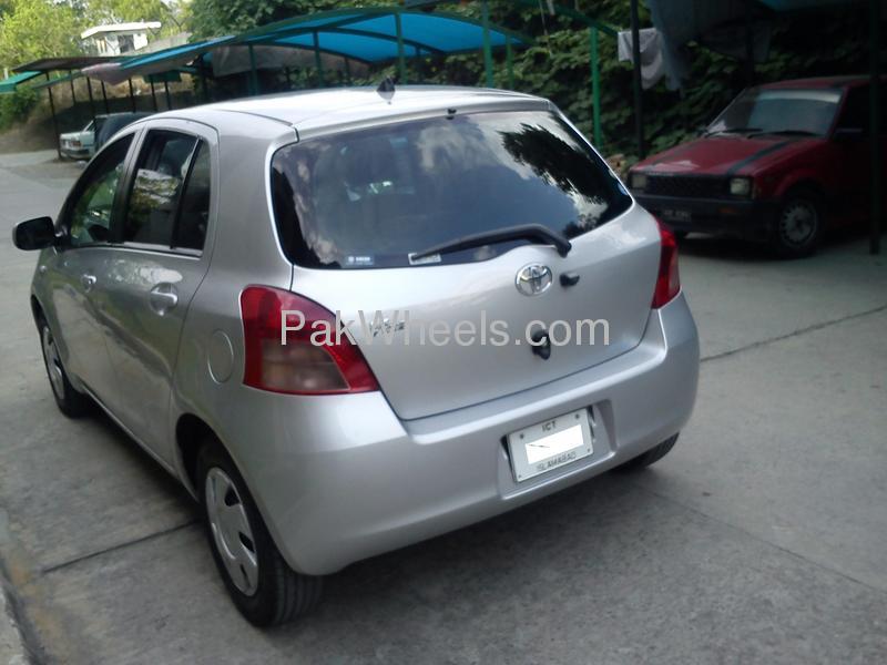 Toyota Vitz FL 1.0 2007 Image-7