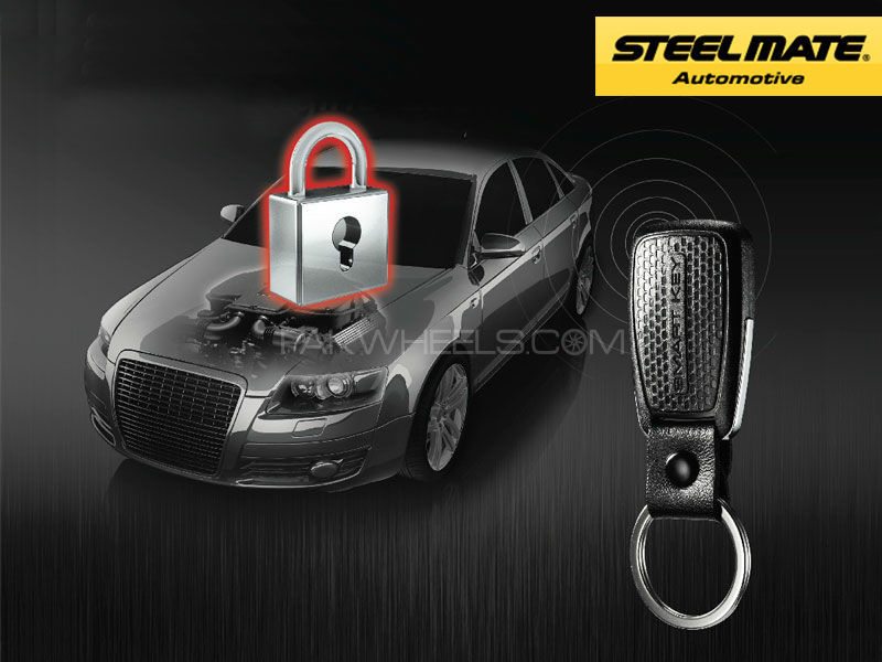 Steel Mate SK21 with Smart Key in Lahore