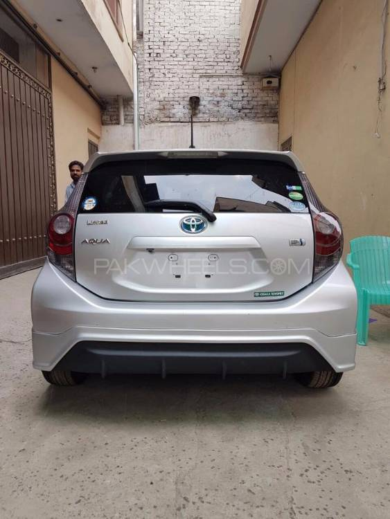 Buy Toyota Aqua Body Kits At Reasonable Price In Karachi Pakwheels