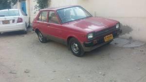 Toyota Starlet 1.0 1981 Image-1