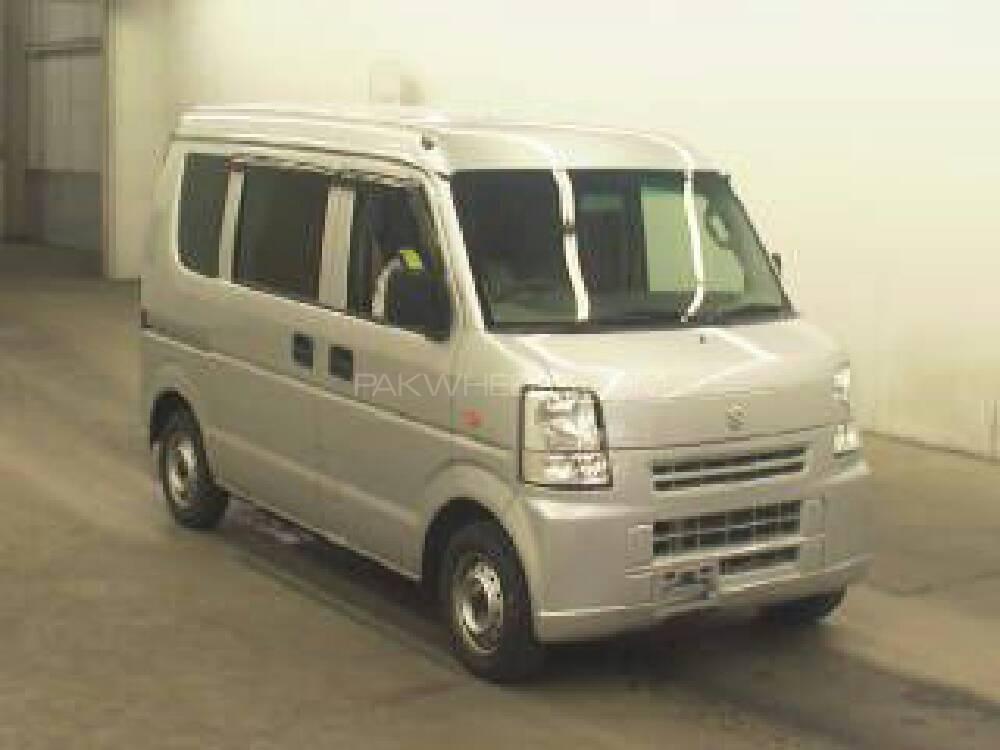 Suzuki Every PA 2013 Image-1