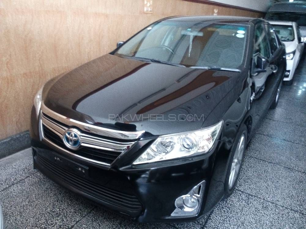 Toyota Crown Royal Saloon G 2012 Image-1