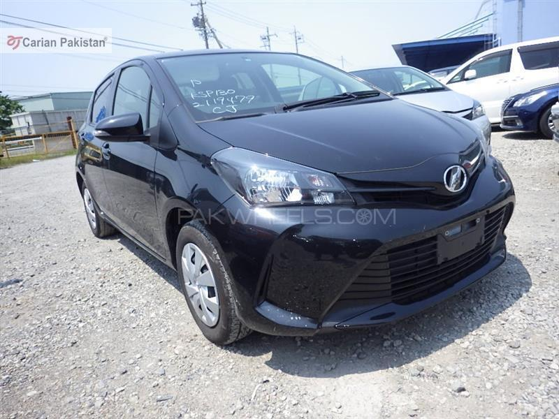Vitz Used Car Price In Karachi