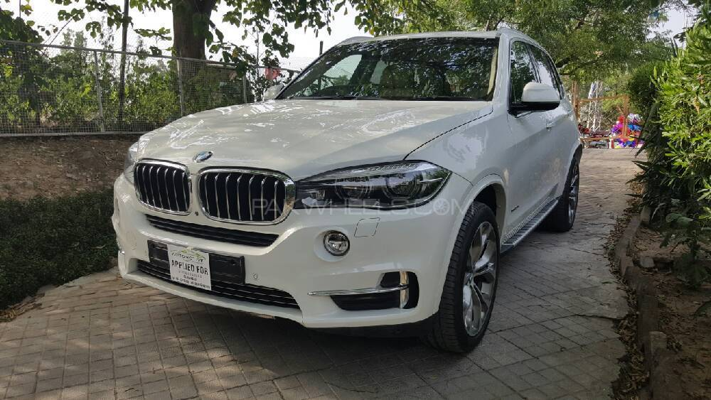 BMW X5 Series xDrive35i 2014 Image-1