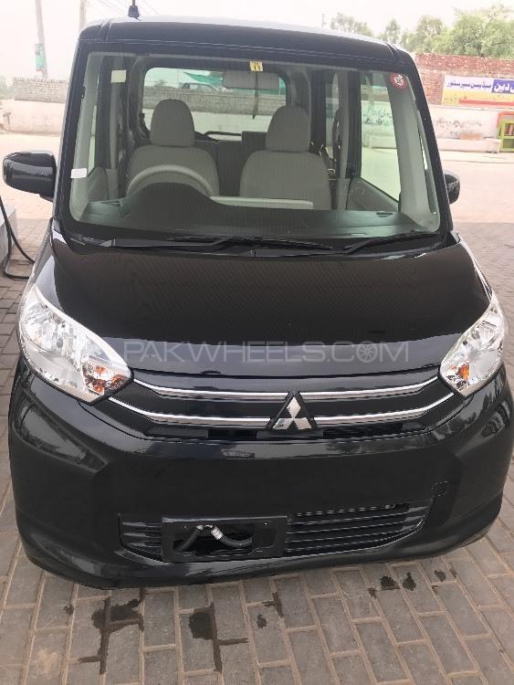 Mitsubishi EK Custom 2014 Image-1